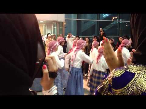 Traditional dance of Kuwait