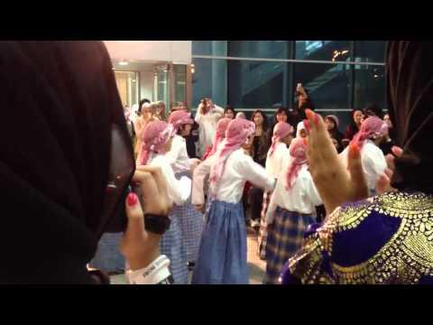 Traditional dance of Kuwait