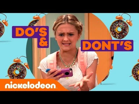 How to Conquer Social Media w Lizzy Greene & Casey Simpson📱 NRDD  Nick