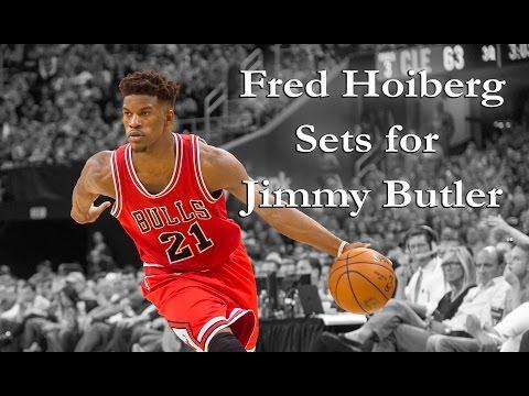 Fred Hoiberg Sets For Jimmy Butler Chicago Bulls NBA X