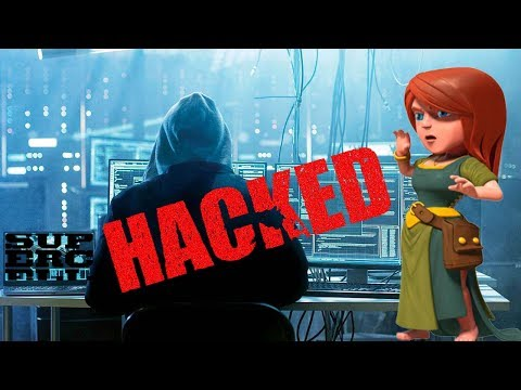 HOW TO HACK CLASH OF CLANS ACCOUNT BY SUPERCELL ID !! BEWARE OF HACKERS