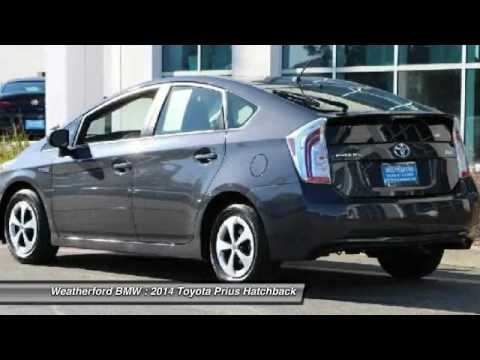 2017 Toyota Prius Weatherford Bmw Sf Bay Area Berkeley Ca L5787a