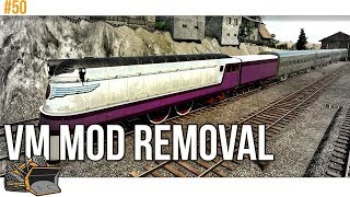VM MOD REMOVAL TOOL and Transport Fever Metropolis part 50