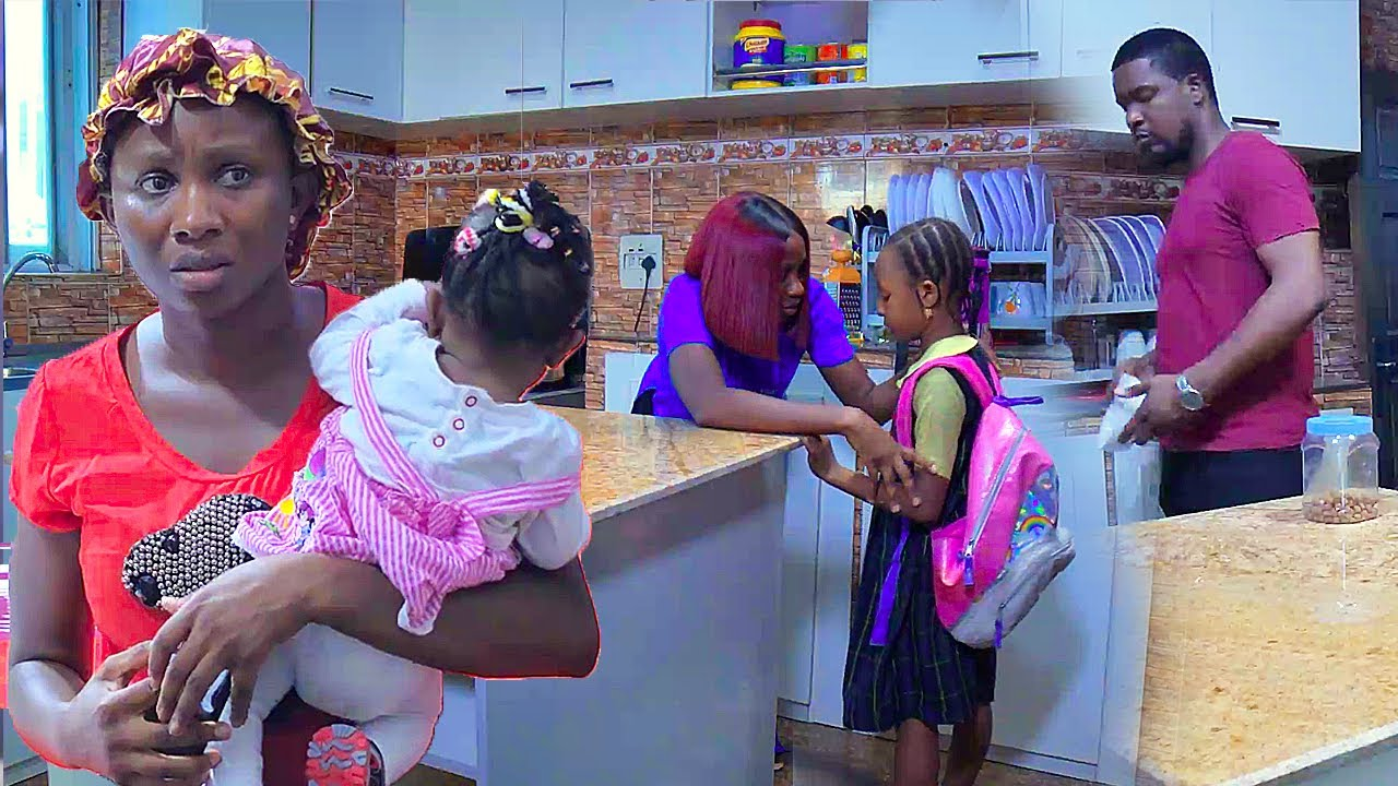 Download She Was Brough As Maid 2Take Care Of His Daughter But Sngle Father Fel Madly InLove Wit Her-Nigerian