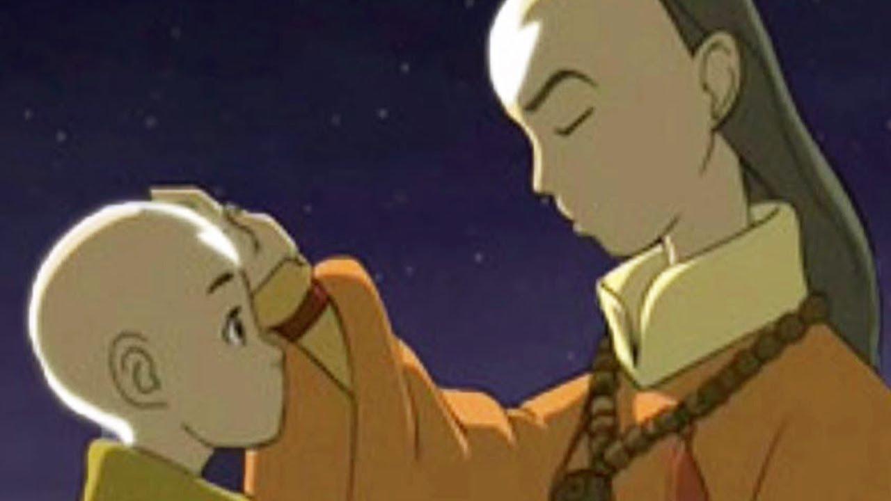 Download Aang's Time Dead (Lost Episode)