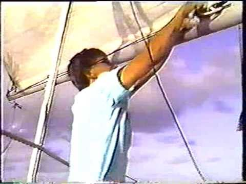 1990 Voyage of ULLA, part 4: to Kanton Island