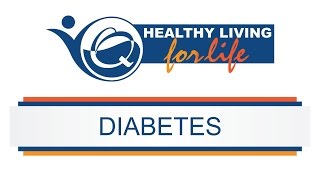 Healthy living for life - diabetes