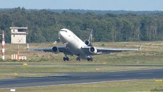 """United Parcel Service/UPS"" McDonnell Douglas MD-11 [N294UP] Takeoff at Cologne-Bonn"