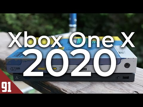 Xbox One X in 2020 - worth it? (Review)