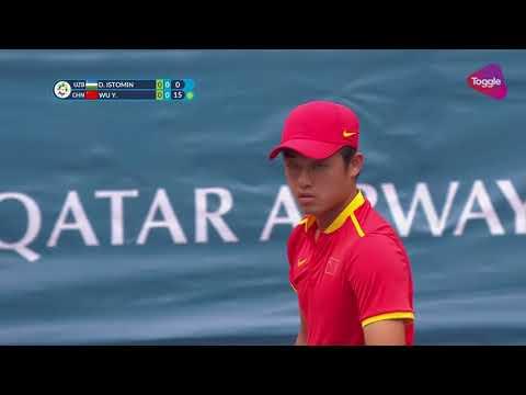 Asian Games 2018 Gold Medal Match: Uzbekistan vs China