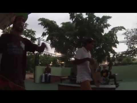 """Cachapa VS Tontuelo. """"Juego de Skate"""""""