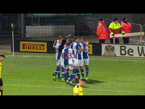 Highlights: Burton Albion 1 Blackburn Rovers 1