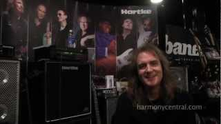 bass player live 2012 dave ellefson hartke bass amps and cabs