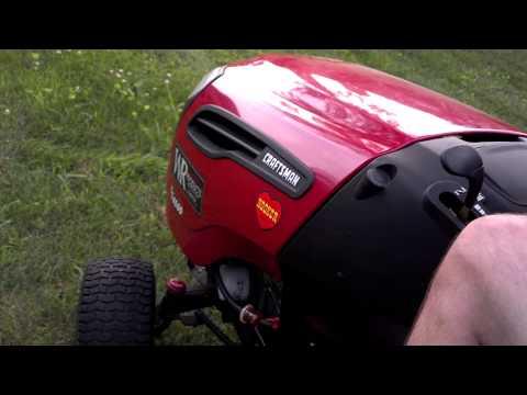 How To Adjust Carburetor On Riding Lawn Mower Doovi