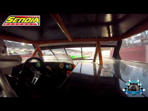 #39 Dorough Bright - Bomber 11-12-16 - Senoia Raceway - In-Car Camera