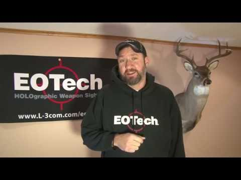 EOTech at the 2015 Dallas Safari Club Convention