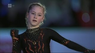 Repeat youtube video Julia Lipnitskaia - Closing Gala - 2014 European Figure Skating Championships