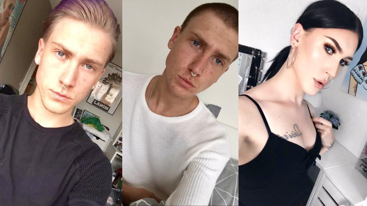 8 Maanden Hormonen Cupmaat Operatie Stem Transgender Update