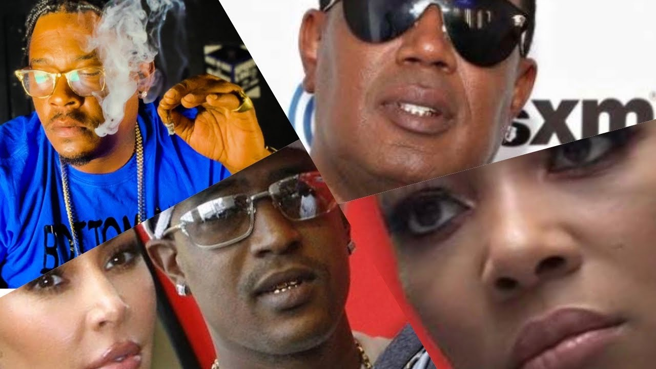 """Spider Loc Reacts """"Master P Unhappy With C Murder's Affection For Kim K & Monica"""" Ride or Die An"""