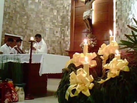 Christmas Eve Mass at San Vicente Chapel