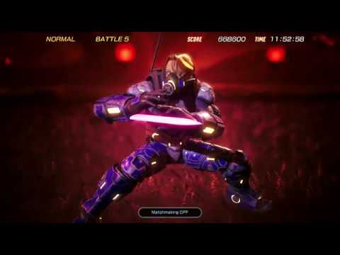 Fighting EX Layer (PlayStation 4) Arcade as Doctrine Dark