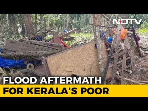 After Worst Flood In A Century, Kerala Stares At Long Road To Recovery