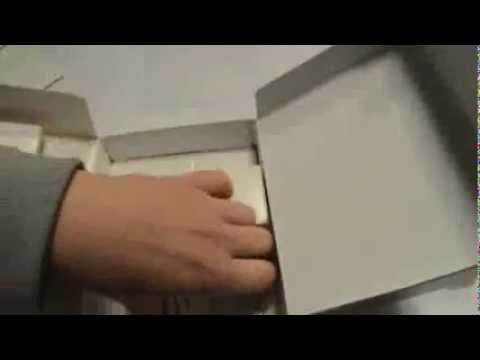 Samsung E1200 Unboxing