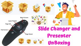 My New Slide Changer and Presenter | Review & Unboxing | Affordable Rate | Excellent Product