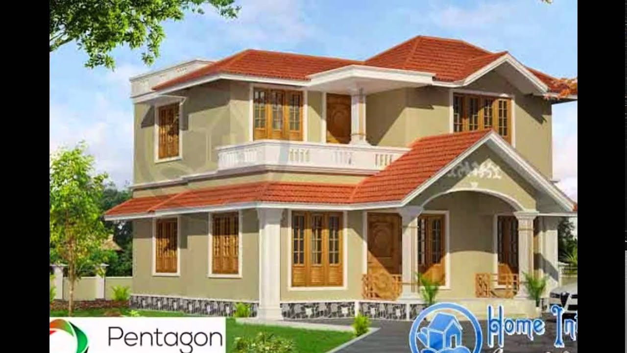 Beautiful Home Design With Free Home Plans - YouTube