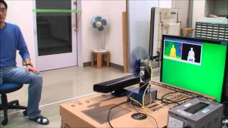 Demo Video Of Electric Fan System Using Kinect Sensor And Beagleboard-xm