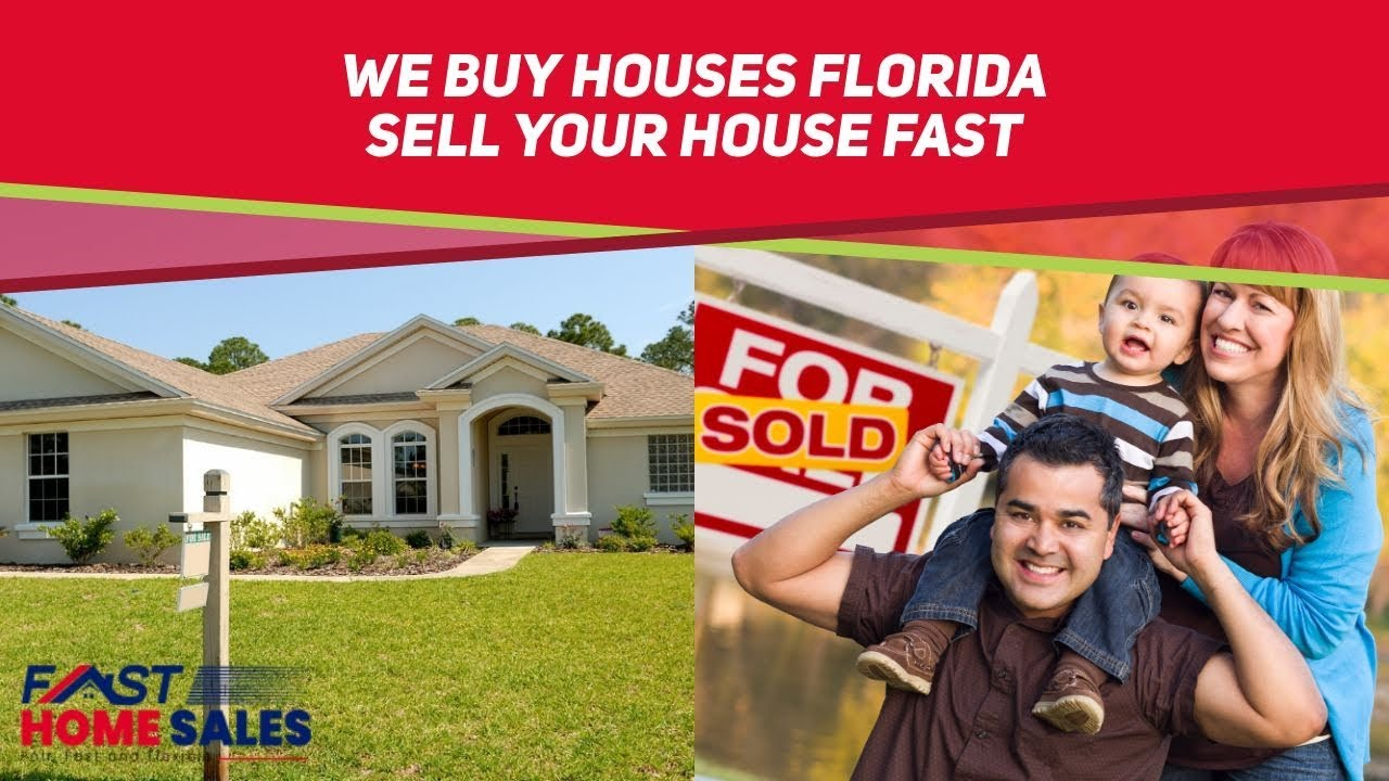 We Buy Houses Florida - CALL 833-814-7355 - Fast Home Sales