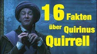 16 FAKTEN über Quirinus QUIRRELL