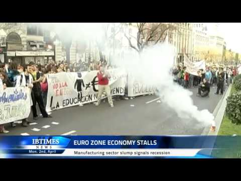Eurozone Economy Stalls
