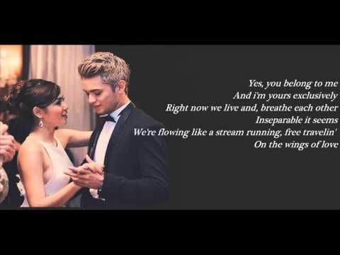 On The Wings Of Love - James Reid & Nadine Lustre (STUDIO VERSION) lyrics
