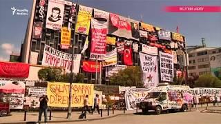 Gambar cover Erdogan Atatürk adına mədəniyyət mərkəzinin sökülməsini istəyir