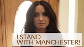 Demi Lovato - #OneLoveManchester