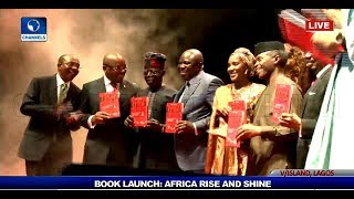 Dignitaries Gather For Jim Ovia's Book launch Africa Rise And Shine Pt.15 |Live Event|
