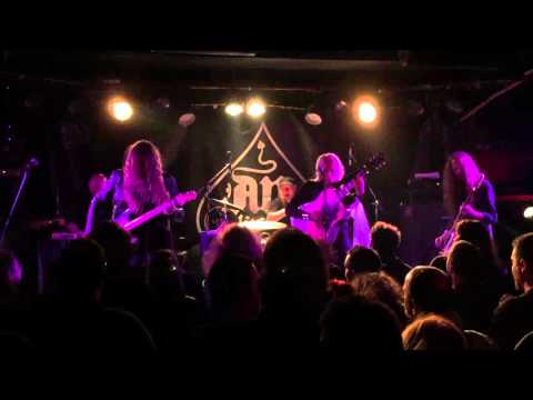 """Avatarium perfoms """"Pearls & Coffins"""""""" live in Athens @An Club 20.02.2016"""