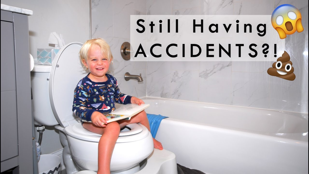 No more accidents during potty training - The Pramshed