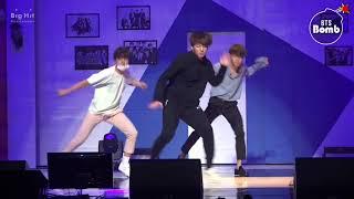 613 BTS HOME PARTY Jungkook Dance cut - Unit stage '삼줴이(3J)' - BTS (방탄소년단)