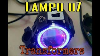 Video Lampu tembak u7 Transformers(lamp u7 transformer) Arif Setiawan download MP3, 3GP, MP4, WEBM, AVI, FLV September 2018
