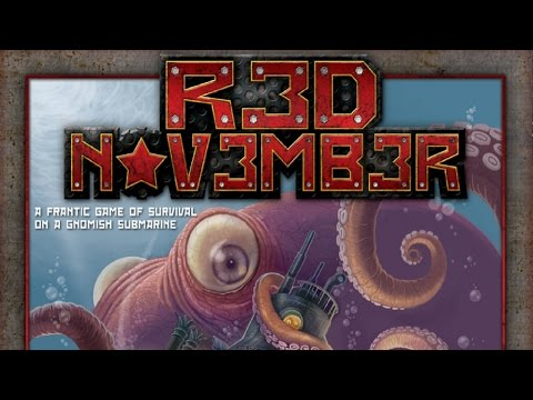 Red November: Intro and Part 1