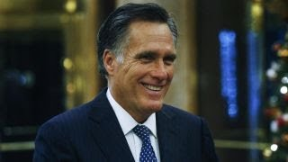 Press embraces Romney as potential rival for Trump