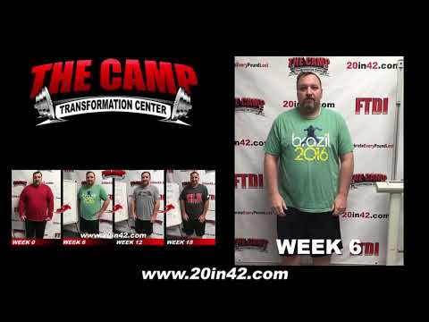Cleveland OH Weight Loss Fitness 18 Week Challenge Results - Paul Dworning