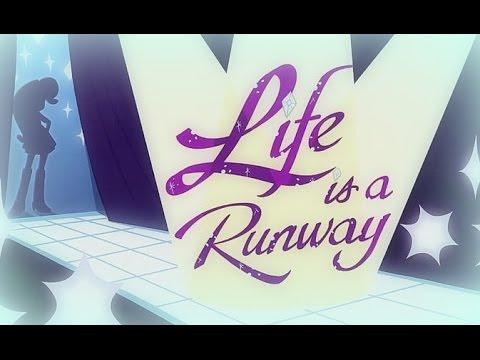 Life is a Runway Lyrics!