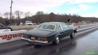 The BIGGEST SLEEPER EVER - Buick LeSabre Goes NUTS with Nitrous thumbnail