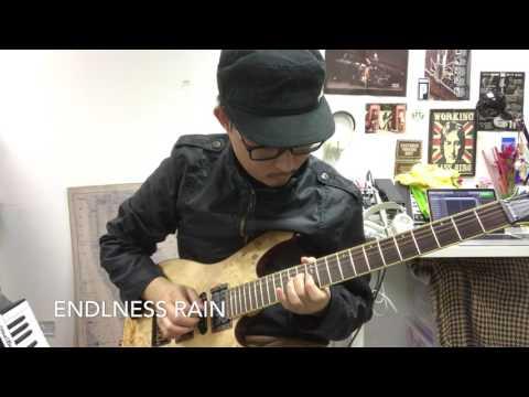 Endless Rain(X-Japan) Solo Cover