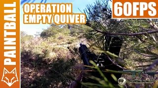 Opération Empty Quiver - Paintball HD 60FPS