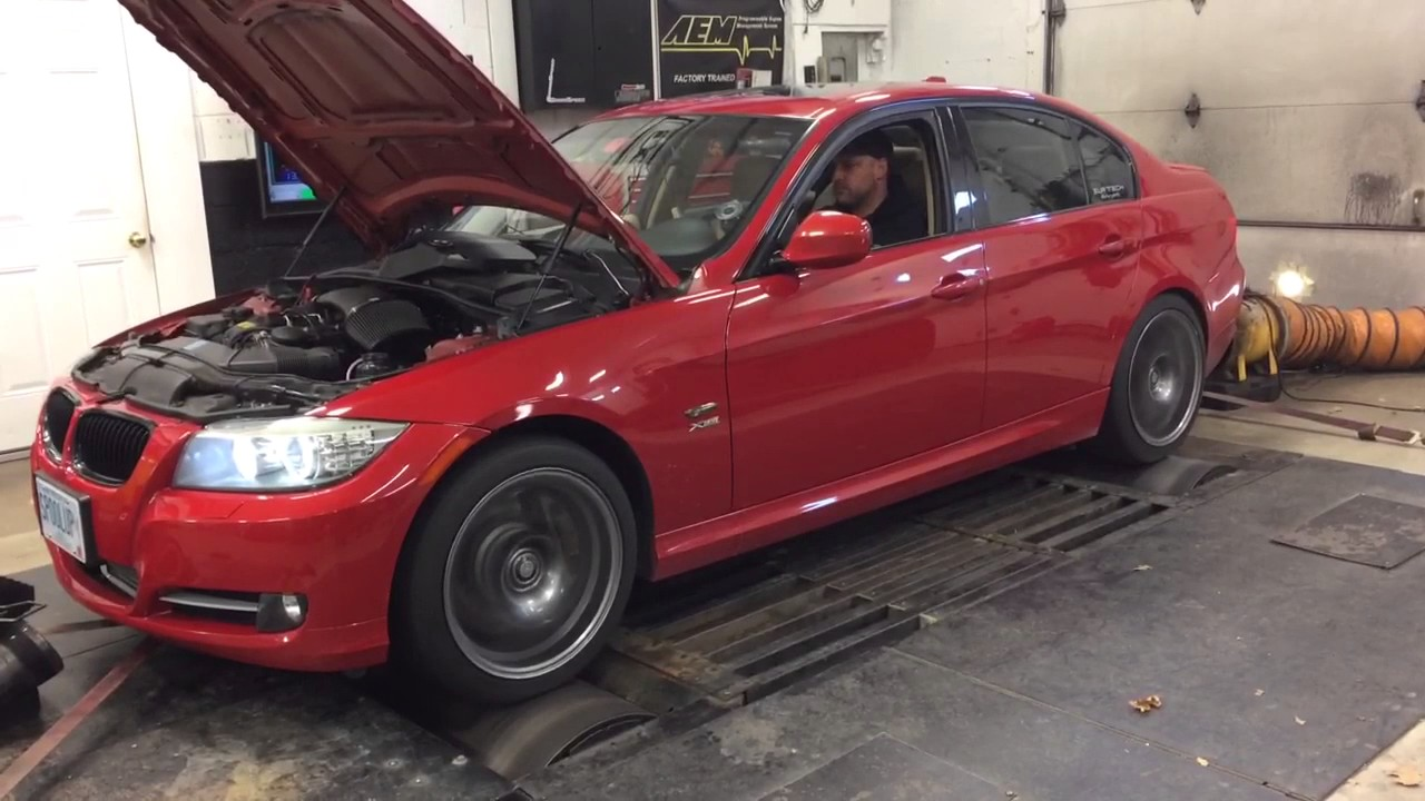 N55 Pure Stage 2 turbo 335i