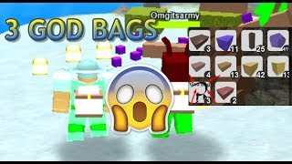 Freund GIVES ME 3 GOD BAGS!| Roblox Booga Booga |